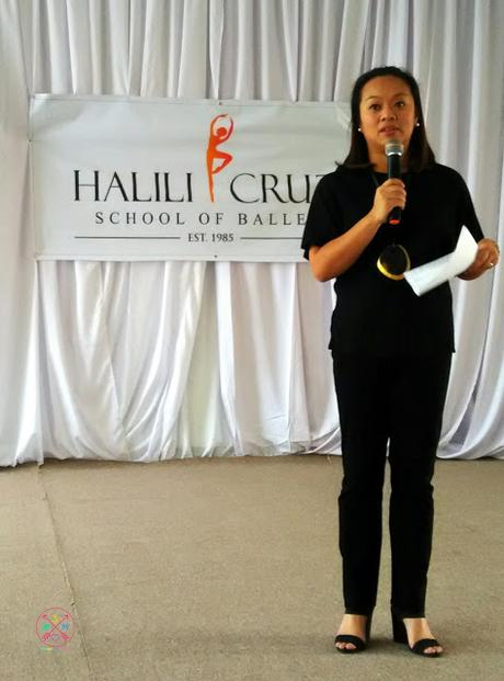 A Day Of Dance At The Halili Cruz School of Ballet