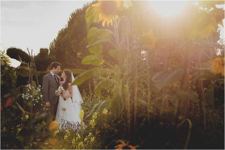 Kingston Maurward Summer Wedding