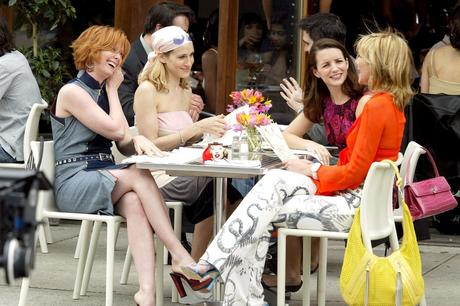 Sex and the City characters wardrobes reflect their beliefs, personality and values