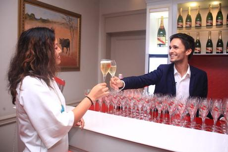 G.H.MUMM CHAMPAGNE & FAIRMONT HOTELS COLLABORATE TO BRING AN UNRIVALLED CHAMPAGNE EXPERIENCE.