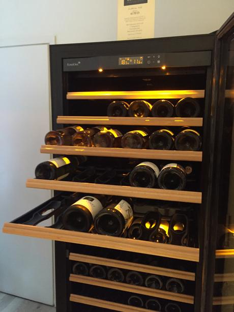 Buy gifts for your wine collection at Eurocave, 57 Chiltern Street, London