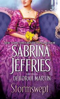 Stormswept by Sabrina Jeffries- Feature and Review