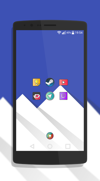 Griddy Icon Pack APK V1.1 Download For Android