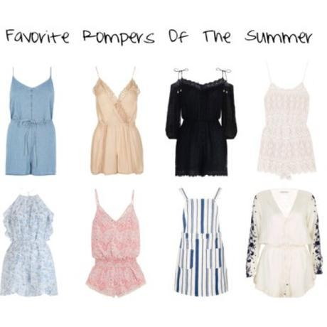 Favorite Rompers Of The Summer