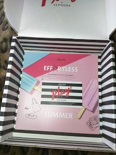 July Play by Sephora Unboxing