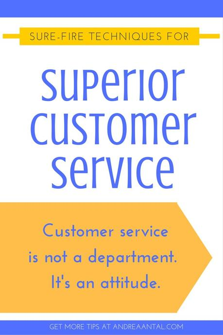 Sure-Fire Techniques for Providing Superior Customer Service