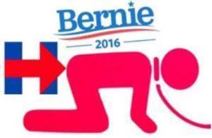 Bernie Sanders 2016 logo