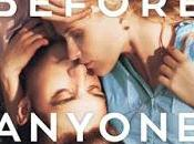 Before Anyone Else Julie Cross Mark Perini- Pre-Release Campaign