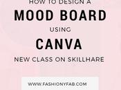 Design Mood Board Using Canva