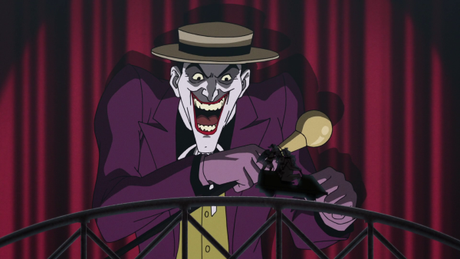 Batman the Killing Joke Animated Movie Review