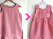 Anna Linen Dress Free Pattern