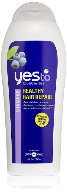 Yes to Blueberries Healthy Hair Shampoo