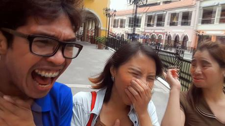 VLOG Episode 3 : Visiting The Philippine Version Of Venice Italy.