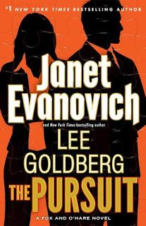 The Pursuit by Janet Evanovich and Lee Goldberg- Feature and Review