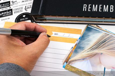 Memory Keeping Time Capsule | Heidi Swapp