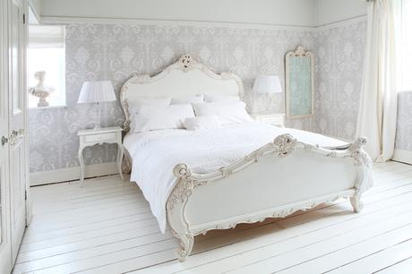 Cheap White French Beds Within A Range Of Sizes And Styles
