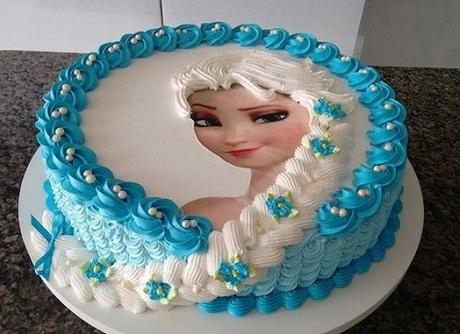 Best Frozen Cake Ideas for an Amazing Frozen Party