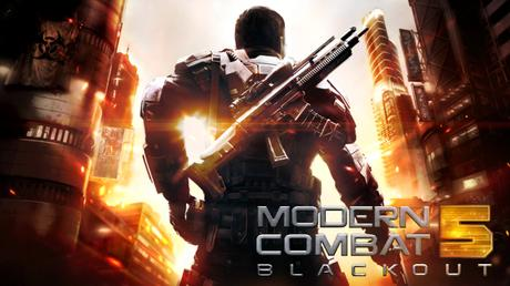 Modern Combat 5: Blackout APK v2.0.0f Download + MOD + DATA for Android