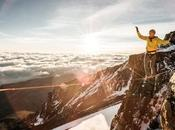 Swiss Climber Sets Slackline Record Kilimanjaro