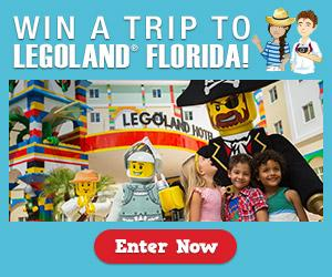 Little Passports' Sweepstakes to Win a Trip to LEGOLAND Ends on July 31st!