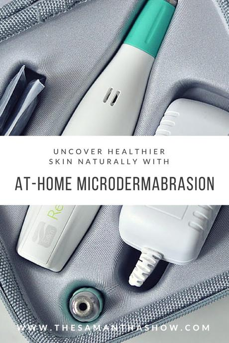 Uncover healthier skin naturally with at-home microdermabrasion. The Silk'n ReVit tool allows you to remove dead skin skills with gentle microdermabrasion exfoliation and vacuum stimulation.
