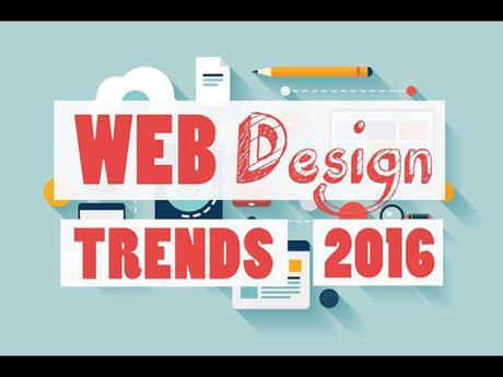 Top 7 Web design trends for WordPress in 2016