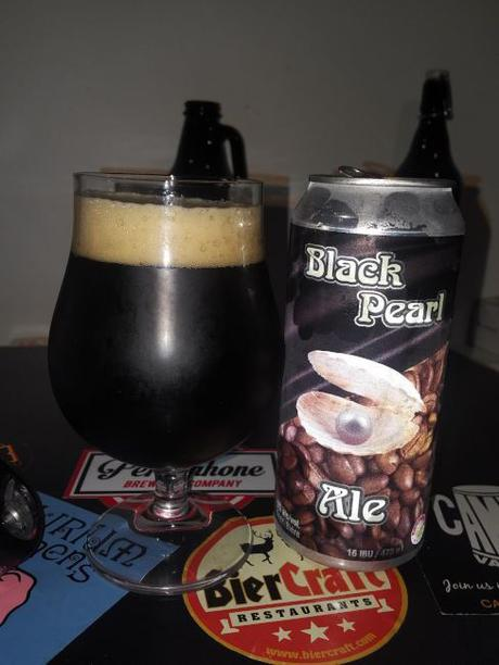Black Pearl Ale – Fort Garry Brewing Co