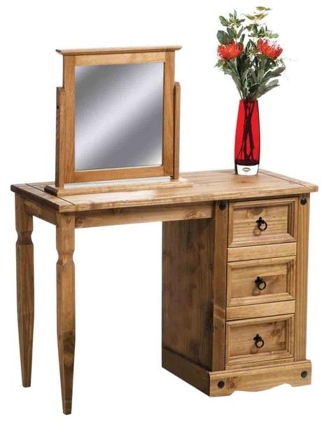Elegant and Highly Durable Dressing Tables With Great Storage Options