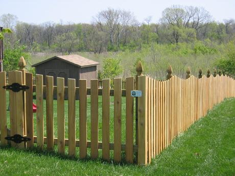 Shop severe weather actual 4ft x 8ft pressure treated pine dog ear wood fence panel in the fence panels section of Lowescom