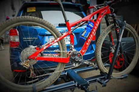 Stolen Specialized Red S-Works Epic - Kalongkong