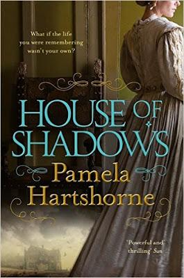 BOOK REVIEW - HOUSE OF SHADOWS BY PAMELA HARTSHORNE