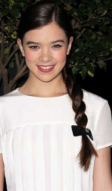 Sleek ponytail - Rope Braid Hairstyle