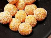 Microwave Carrot Rava Ladoo Guest Post)