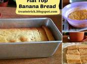 Flat Banana Bread Recipe