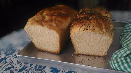 Our Daily Bread Half Whole-wheat half Maida No Egg, No Butter-with Vital Gluten