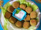 Baked Falafel Tribute Egypt's Famous Street Gourmet with Personalized Healthy Twist