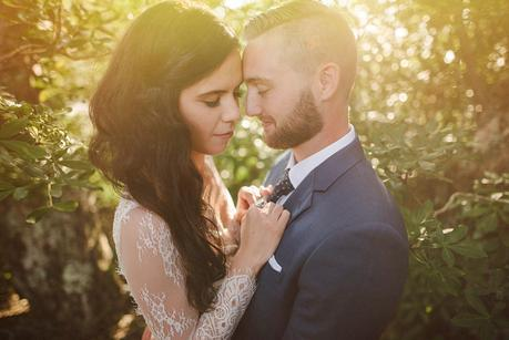 A Boho Inspired Beach Wedding by The Official Photographers
