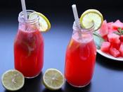 Watermelon Pink Lemonade Cooler -Celebrate Summer Stay Cool with Drink!