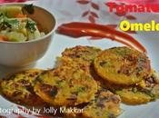 Tomato Omelette Recipe, Make Vegetable Vegan Recipe