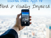 Best iPhone Apps Visually Impaired People