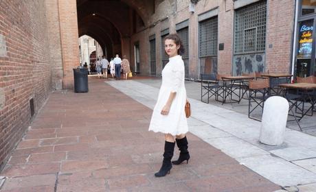 Dressing for Romance in Bologna