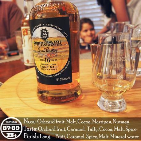 Springbank Local Barley 16 Years Review