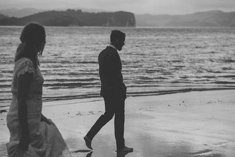 A Sentimental (and seriously amazing!) Hahei Wedding by Michael Schultz