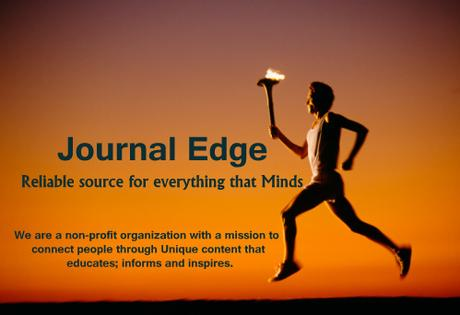 @JournalEdge – A Personal Blog that celebrates passion in all its forms.