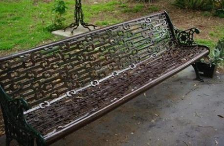 Spanners / Wrenches Used To Make a Bench