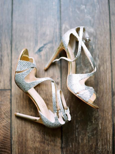 metallic-bridal-shoes