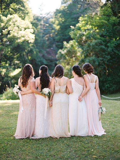 pale-pink-bridesmaid-dresses