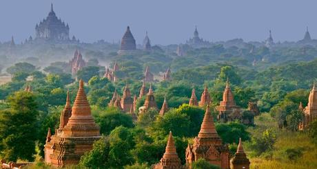 Explore Bagan – The richest archaeological sites in Asia.