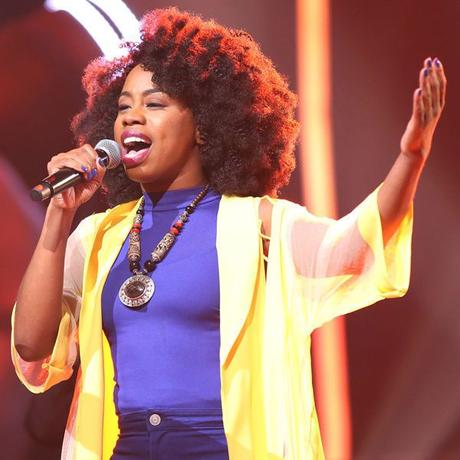 Arese's Top Fashion Moments on The Voice Nigeria