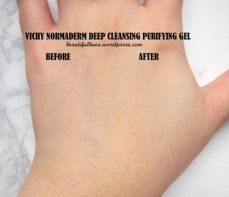 Vichy Normaderm Deep Cleansing Purifying Gel 5